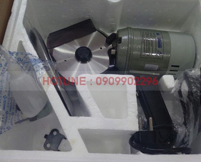 Máy Cắt Vải Dạng Đĩa 125mm - maycatvai.com.vn